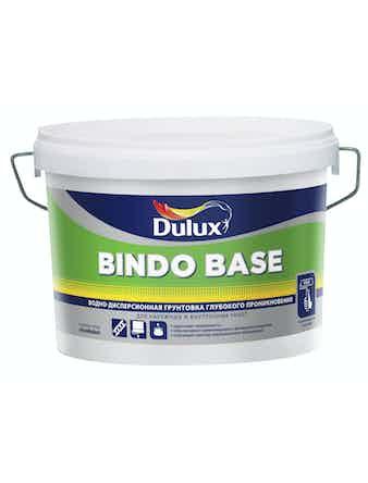 Грунт глубокого проникновения Dulux Bindo Base 2,5л