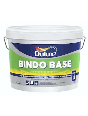 Грунт глубокого проникновения Dulux Bindo Base 10л