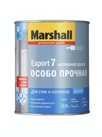 Краска Marshall Export-7, матовая, база BC, 0,9 л
