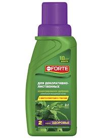 Удобрение для декоративно-лиственных растений Bona Forte, 250 мл