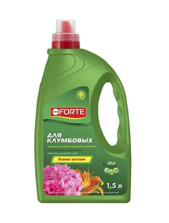 Удобрение для клумбовых растений Bona Forte, 1,5 л