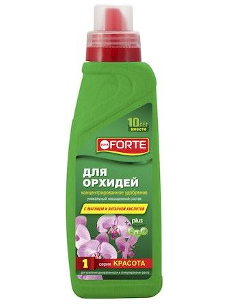 Удобрение для орхидей Bona Forte