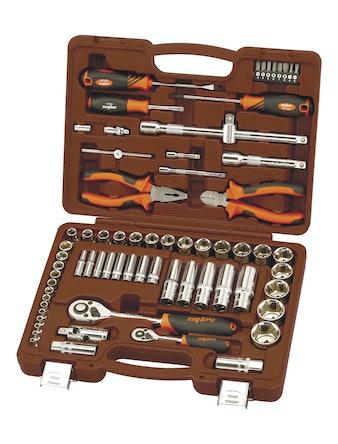 Набор инструмента OMBRA, 69 предметов