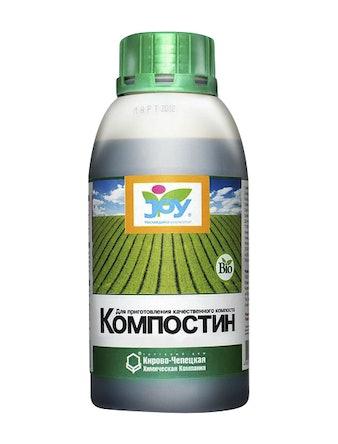 Удобрение Компостин, 0,5 л