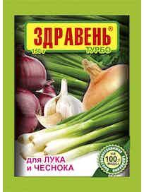 Удобрение для лука Здравень Турбо, 150 г