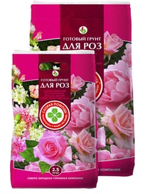 Грунт для роз Скорая помощь, 2,5 л