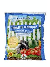 Грунт Народный, томат и перец, 10 л