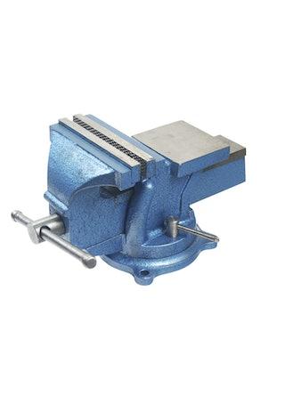 Тиски Практик слесарные поворотные 100 мм