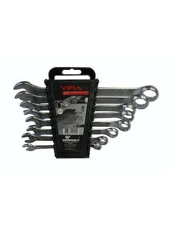 Ключи комби DIY 8шт Bright VIRA 510108