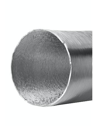 Воздуховод Вентс Термовент 5353, 130 мм, 1 м
