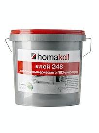 Клей для полукоммерческого линолеума Homakoll 248, 4 кг