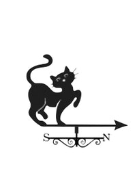 Флюгер малый Кошка 130, 35 см
