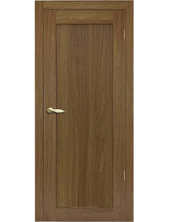 Дверное полотно Сканди, орех копенгаген, 800 х 35 х 2000 мм