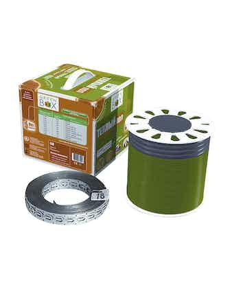 Комплект Green Box GB-1000, 1000 Вт, 82 м, площадь обогрева 6,5-8,9 м2