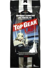 Салфетки для рук Top Gear Lady, 30 шт.