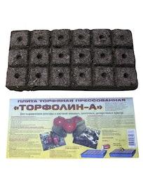 Плита торфяная прессованная Торфолин-А