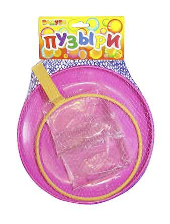 Пузыри мыльные Гигантские 200 мл в сетке