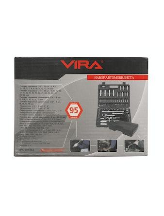 Набор автомобилиста VIRA 95 предметов