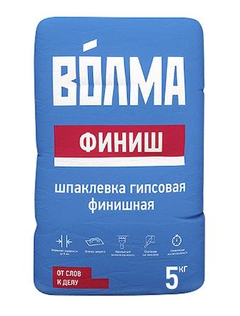 Шпаклевка Волма Финиш 5 кг
