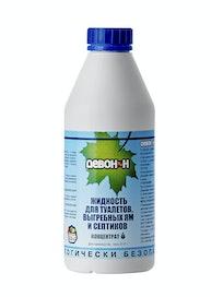Жидкость для биотуалета Девон-Н, 0,5 л