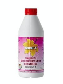 Жидкость для биотуалета Девон-В, 0,5 л
