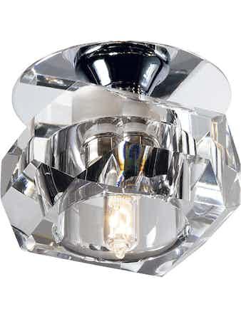 Светильник 369299 прозрачн хруст G9 40W