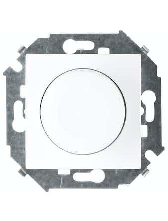 Светорегулятор Simon15, 500 Вт, белый
