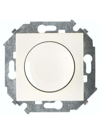 Светорегулятор Simon15, 500 Вт, цвет слоновая кость