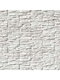 Фасадная плитка Ист Ридж 260-00, белая, 39,8 х 19,9 см