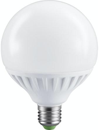 Лампа LED Navigator шар,12W,E27, тепл.
