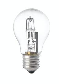 Лампа галогенная Navigator груша, 73 Вт х Е27, прозрачная