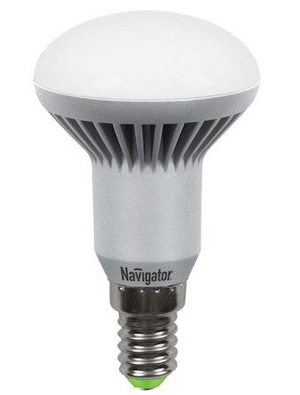 Лампа LED Navigator R50 5W E14 тепл