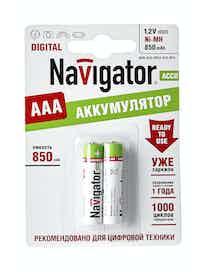 Аккумулятор Navigator 94784 NHR-850-HR03