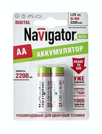 Аккумулятор Navigator 94785 NHR-2200-HR6