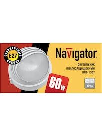 Светильник Navigator 94817 NBL-R3, 60 Вт х E27