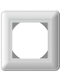 Рамка одинарная Wessen 59, белая