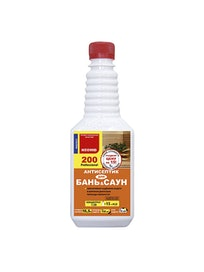 Антисептик для саун Neomid 200, 0,5 л