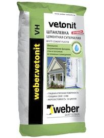 Шпаклевка Vetonit VH, 20 кг