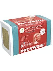 Звукоизоляция Rockwool Акустик Баттс 100 х 60 х 5 см, 6 м2