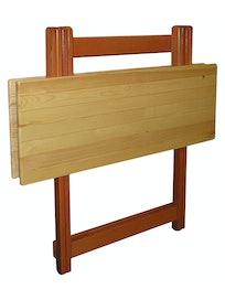 Складной стол М142.14, деревянный
