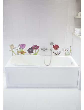 Акриловая ванна AM.PM Like, 170 х 70 см