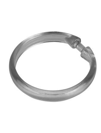 Кольца для занавески LOKEE (черный)