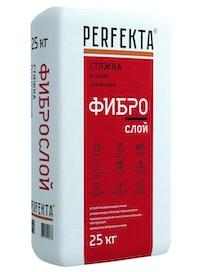 Стяжка Perfekta Фиброслой, 25 кг