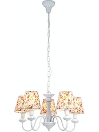 Люстра Arte Lamp Provence A9212LM-5WH, 5 х E14 х 40 Вт