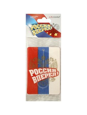 Освежитель воздуха подвесной Флаг России