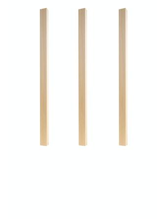 Балясина прямая, 40 х 50 х 900 мм, БП - 40 х 50 мм