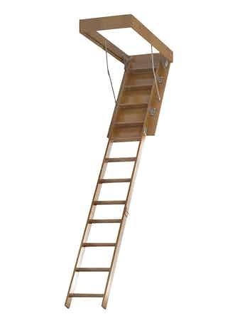 Лестница чердачная 700х1200 L- 2800 мм