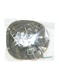 Комплект для мойки: крепеж и уплотняющая лента