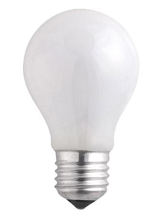 Лампа накал. Jazzway груша 60W, E27,мат.