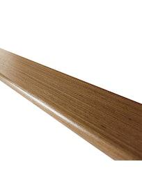 Наличник дверной ВФД, орех, 2150 x 80 x 10 мм